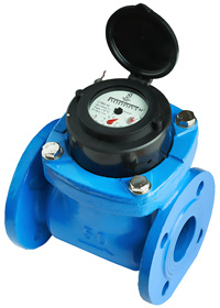Release of the first STVH series turbine water meter