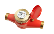 Commercial water meters