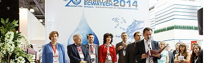 Ecwatech Exhibition– successful platform for PK Pribor