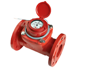 Industrial water meters